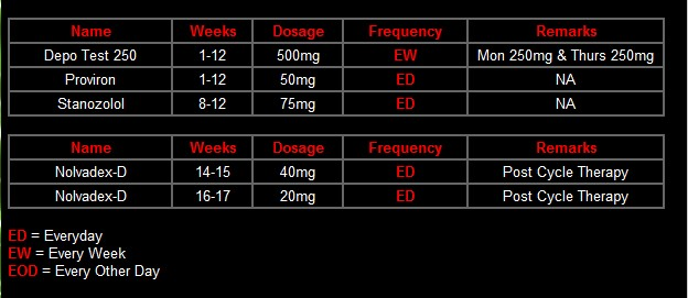 Anabolic Raw Steroids Use Cycles